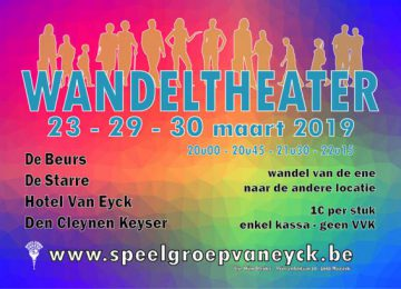2019 Wandeltheater